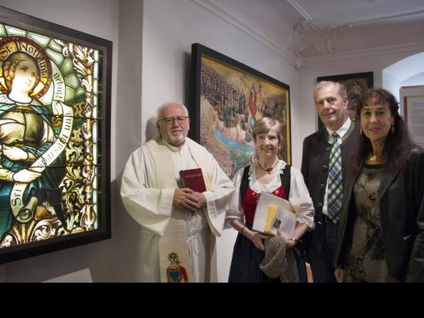 Ereignisreiches Jahr im Notburga Museum