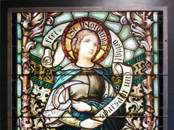 Raum 4: Die Heilige in allen Nöten des Lebens