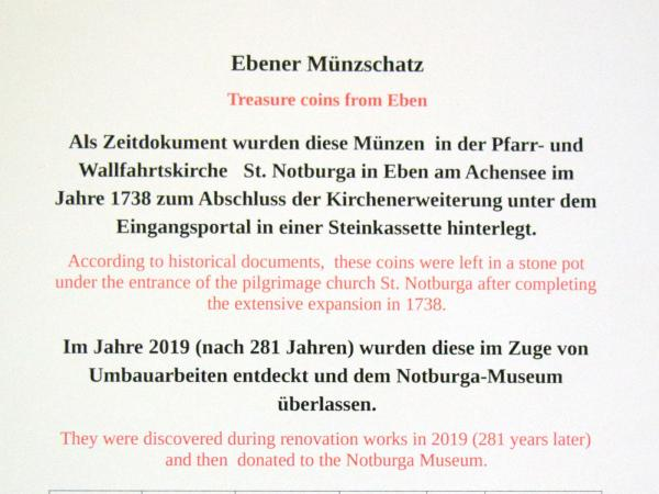 Raum 3: Barocke Pracht für St. Notburga